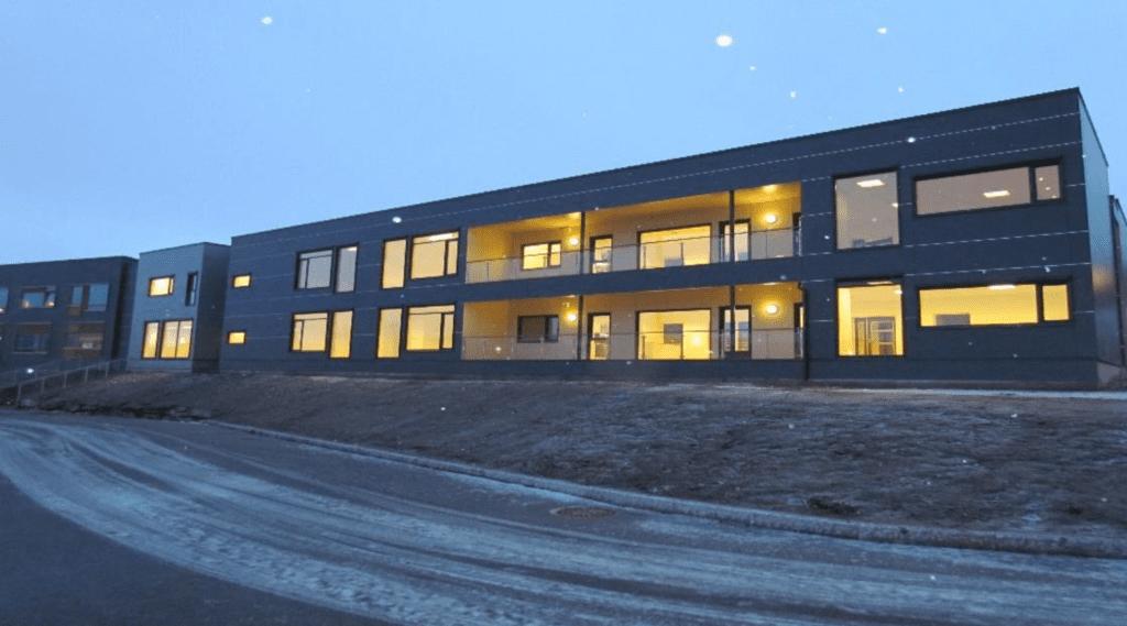 Karlsøy sykehjem