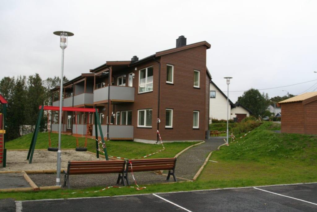 Finnhvalveien 20, kommunale boliger