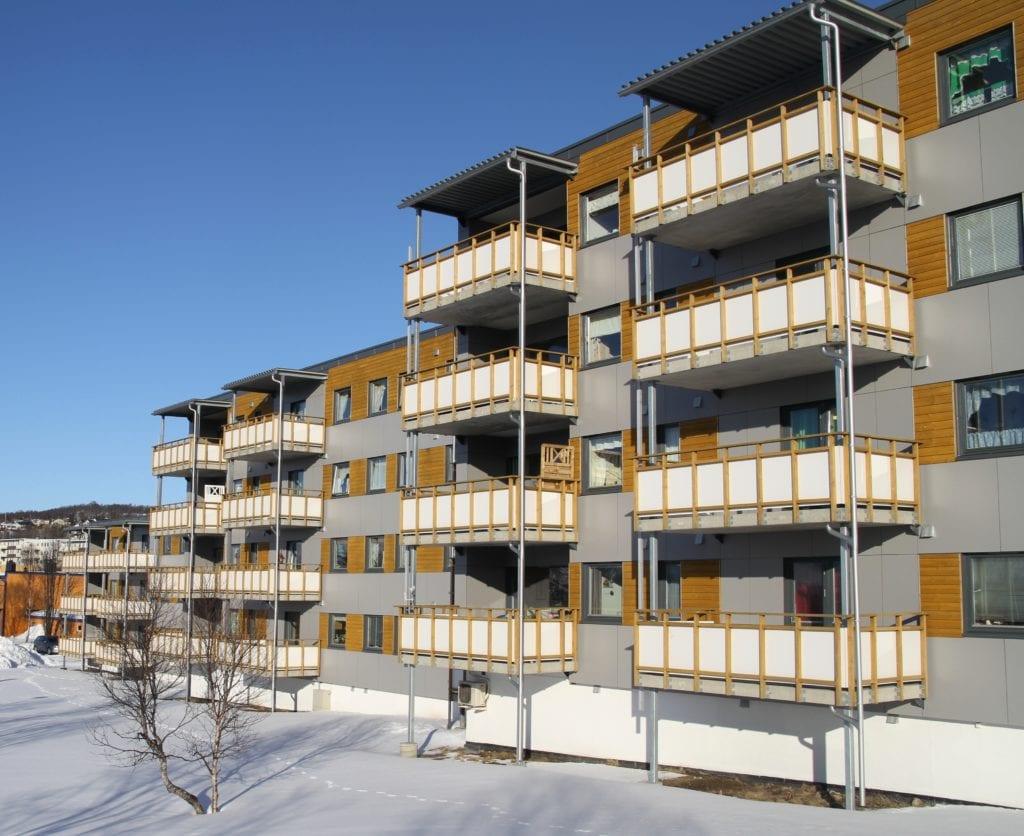 Myrheim II borettslag Tromsø