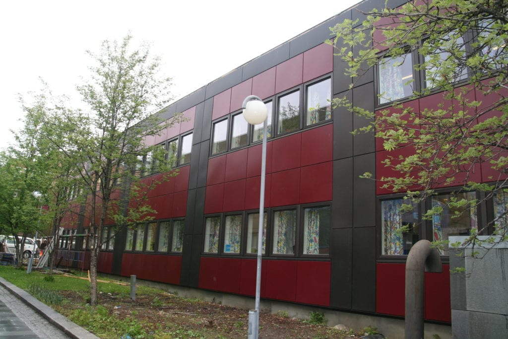 Universitetet i Tromsø, realfagbygget