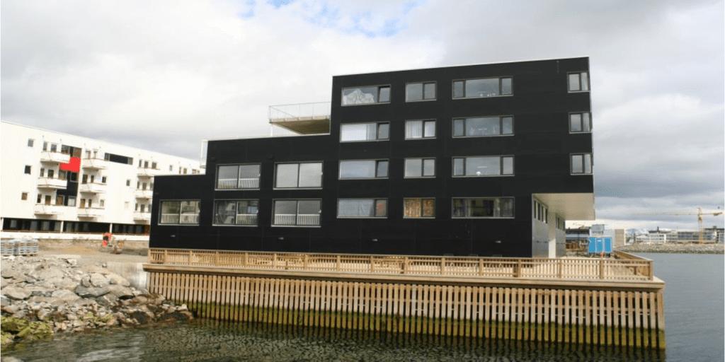 Tromsø bygg as